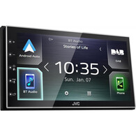 JVC KW-M745DBT APPLE CARPLAY ANDROID AUTO HEAD UNIT