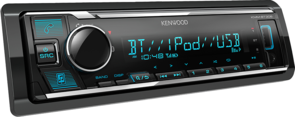 KENWOOD KMM-BT306 BLUETOOTH HEAD UNIT