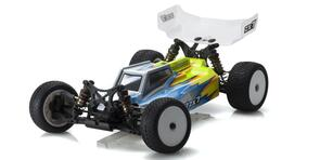 KYOSHO LAZER ZX7 1/10 EP 4WD COMPETITION BUGGY (KIT)