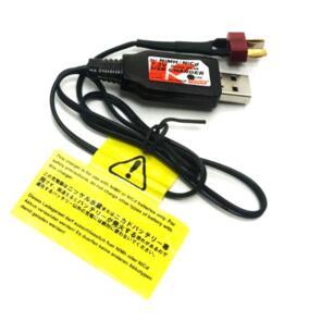 KYOSHO 7.2V NICAD/NIMH USB CHARGER - DEANS PLUG