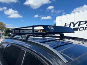 HYPER DRIVE LUGGAGE RACK 1400 X1000