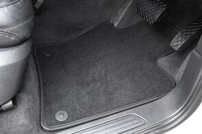 RUBBER TREE LUXURY CARPET CAR MATS - CUSTOM MADE