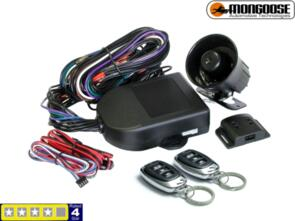 MONGOOSE ALARM M60B 4 STAR INC INSTALLATION - AUCKLAND ONLY