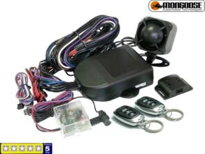 MONGOOSE ALARM M60G 5 STAR INC INSTALLATION - AUCKLAND ONLY