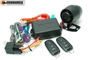 MONGOOSE M824 ALARM (24 VOLT) INC INSTALL - AUCKLAND ONLY