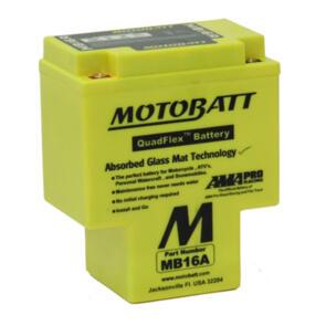 MOTOBATT MB16A