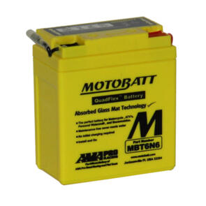 MOTOBATT MBT6N6