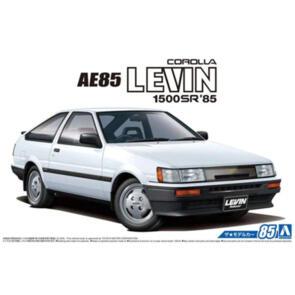 AOSHIMA 1/24 TOYOTA AE85 COROLLA LEVIN'85
