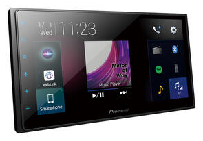 PIONEER DMH-Z5350BT HEAD UNIT + HI-DEF REVERSE CAMERA PACK