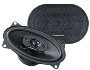 "NAKAMICHI 4X6"" 4 WAY COAXIAL SPEAKERS PAIR 160W"