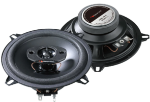 "NAKAMICHI 5.25"" 4 WAY COAXIAL SPEAKERS PAIR 360W"