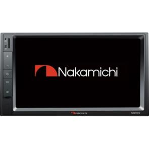 NAKAMICHI NAM1610 DOUBLE DIN WITH MIRROR LINK