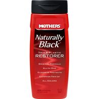 MOTHERS NATURALLY BLACK TRIM CARE 355ML
