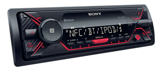 SONY DSX-A410BT BLUETOOTH HEAD UNIT