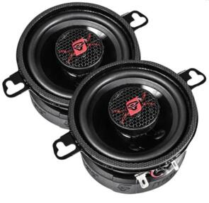 "CERWIN VEGA H735 HED 3.5"" 2 WAY COAXIAL SPEAKERS PAIR 275W"