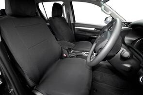 RUBBER TREE NEOPRENE SEAT COVERS - CUSTOM MADE