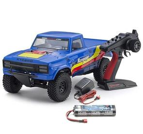 KYOSHO OUTLAW RAMPAGE 1/10 (INC BATTERY & CHARGER) BLUE