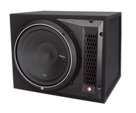 """ROCKFORD FOSGATE P2-1X12 PUNCH SERIES 12"""" LOADED ENCLOSURE 400W RMS"""