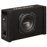 """KENWOOD PA-W801B 8"""" SUB + PORTED ENCLOSURE + BUILT IN AMP"""