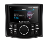 ROCKFORD FOSGATE PMX-2 PUNCH SERIES COMPACT MEDIA RECEIVER