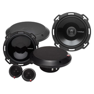 """ROCKFORD FOSGATE PUNCH SERIES 6.5"""" COMP & COAX PACKAGE"""