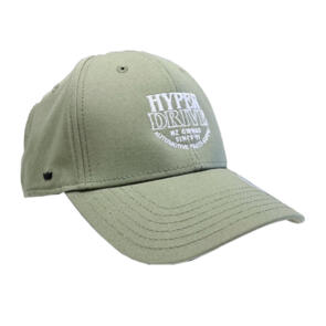 HYPER DRIVE SUPPLY SNAPBACK RECYCLED OLIVE