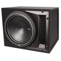 """ROCKFORD FOSGATE P1-1X12 PUNCH SERIES 12"""" LOADED ENCLOSURE 250W RMS"""