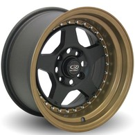 ROTA KYUSHA FLAT BLACK SPORTS BRONZE LIP