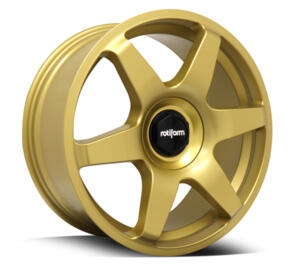 ROTIFORM R118   SIX GOLD