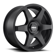 ROTIFORM SIX MATT BLACK