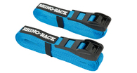 RHINO-RACK RTD55P RAPID STRAPS W/BUCKLE PROTECTOR 5.5M