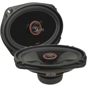 "CERWIN VEGA H7692 HED 6X9"" 2 WAY COAXIAL SPEAKERS PAIR 400W"