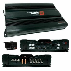 CERWIN VEGA CVP AMPLIFIER 5 CH 2500W BRIDGEABLE