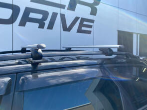 HYPER DRIVE RAISED RAIL ALLOY ROOF RACK 1200MM