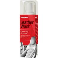 MOTHERS LEATHER WASH FOAMING CLEANER 236ML