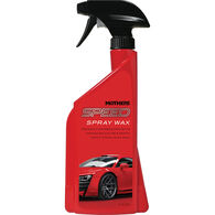 MOTHERS SPEED SPRAY WAX 710 ML