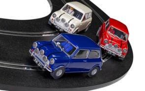 SCALEXTRIC C4030A MINI DIAMOND EDITION - TRIPLE CAR PACK