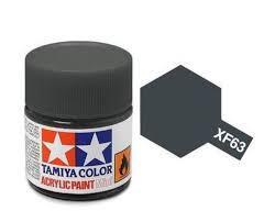 TAMIYA XF63 ACRYLIC 10ML GERMAN GREY