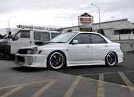 BC SUBARU WRX (VER.7) COILOVERS - MUST BE CERTIFIED