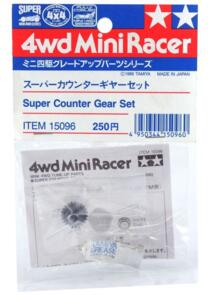 TAMIYA ** MINI 4WD SUPER COUNTER GEAR240