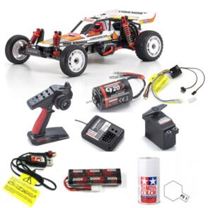 KYOSHO ULTIMA RETRO SERIES - ALL INCLUSIVE PACKAGE