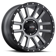 ULTRA XTREME 107 SATIN BLACK
