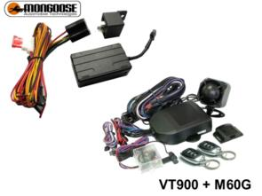 MONGOOSE M60G 5 STAR + TRACKER INSTALLED - AUCKLAND ONLY