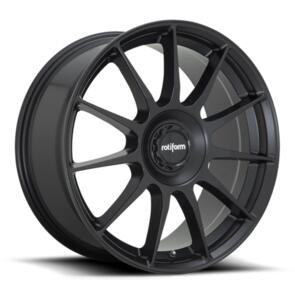 ROTIFORM R168 | DTM SATIN BLACK