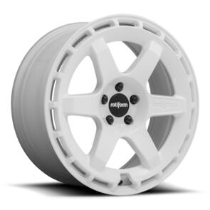 ROTIFORM R183 | KB1 WHITE