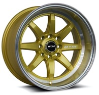 DTM OLD-SKOOL 3730 | ATOM GOLD POLISH LIP