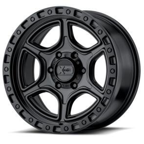 KMC XD XD139   PORTAL SATIN BLACK