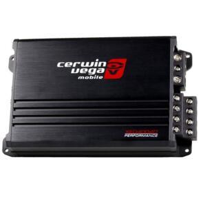 CERWIN VEGA XED4004D SERIES 4 CH 400W