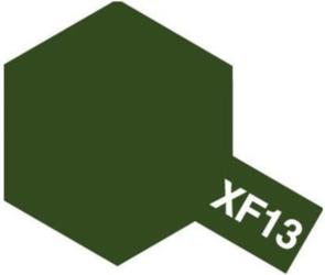 TAMIYA XF13 ENAMEL J A GREEN